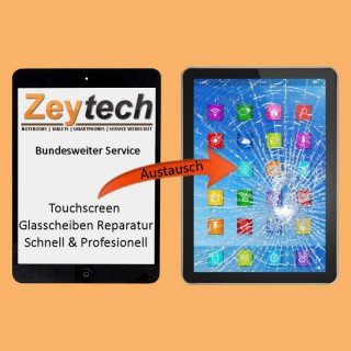 Acer IconiaTab A500 Serie Touchscreen / Glas Austausch Service