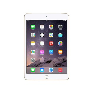 Apple iPad Mini 3 64GB WiFi Gold