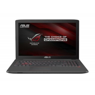 Asus GL752VW-T4099T Gaming Notebook 17.3 Zoll Full HD i7-6700HQ 16Gb 256Gb SSD 1TB HDD GTX 960