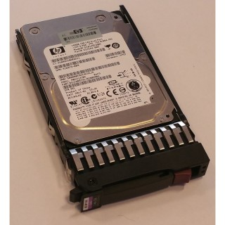 HP 2.5 SAS HOT PLUG HDD 146GB 10K 518194-001 Server Festplatte