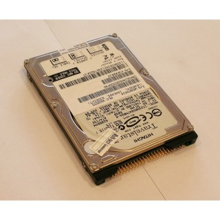 IBM Travelstar IC25N060ATMR04-0 60GB 2,5 IDE