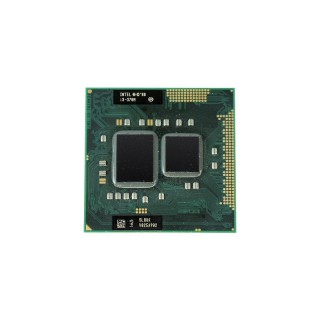 Intel Core Duo i3 370M SLBUK 2,4 GHz 3M CPU Sockel 988