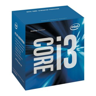 Intel Core i3-6100 Box (Sockel 1151, 14nm, BX80662I36100)