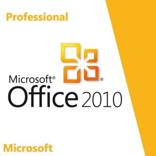 Microsoft Office Professional Plus 2010 - 1 PC, Vollversion, Deutsch