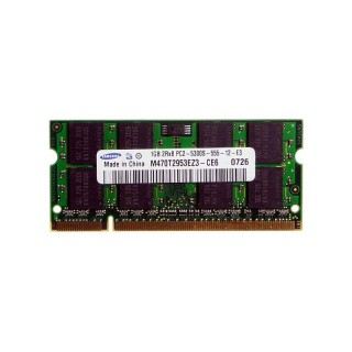 Samsung 1GB 2Rx8 PC2-5300S-555-12-E3 RAM SO-DIMM Notebook Laptop