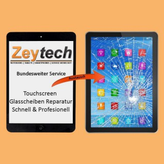 Acer Iconia Tab A510 Touchscreen / Glas Austausch Service