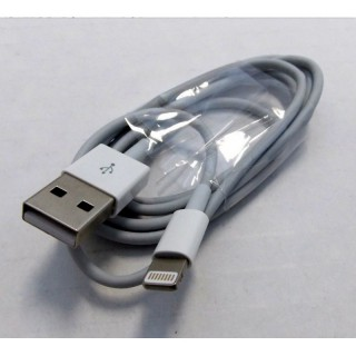 USB Lightning Ladekabel Datenkabel iPhone 5 / 5s / 5c / 6 / iPad Air / iPad Mini 1 Meter
