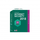 Kaspersky Internet Security 2018 1 PC Expressversand